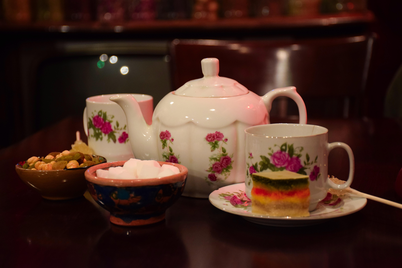 چای باقلوا کافه ارثیه