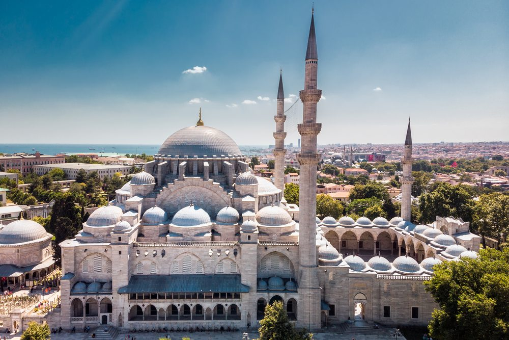 معرفی جاهای دیدنی استانبول
