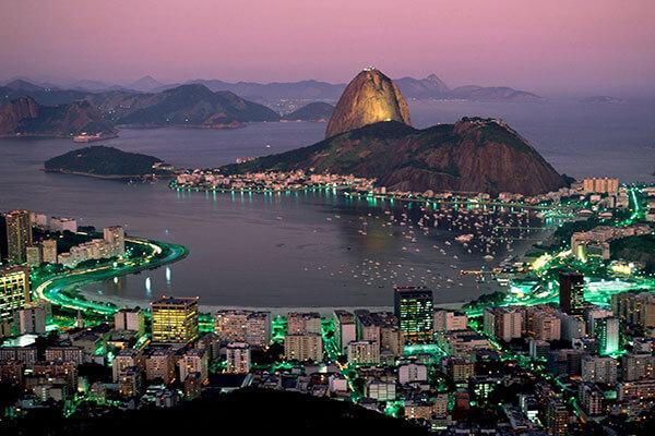 راهنمای سفر به برزیل