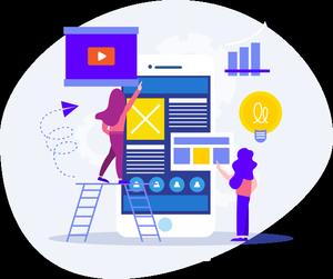 ابزارهای بصری سازی در پروسهی طراحی تجربه کاربر (UX)