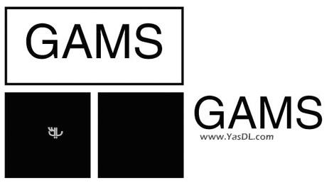 دانلود پروژه با نرم افزار گمز (gams) (برنامه ریزی خطی)