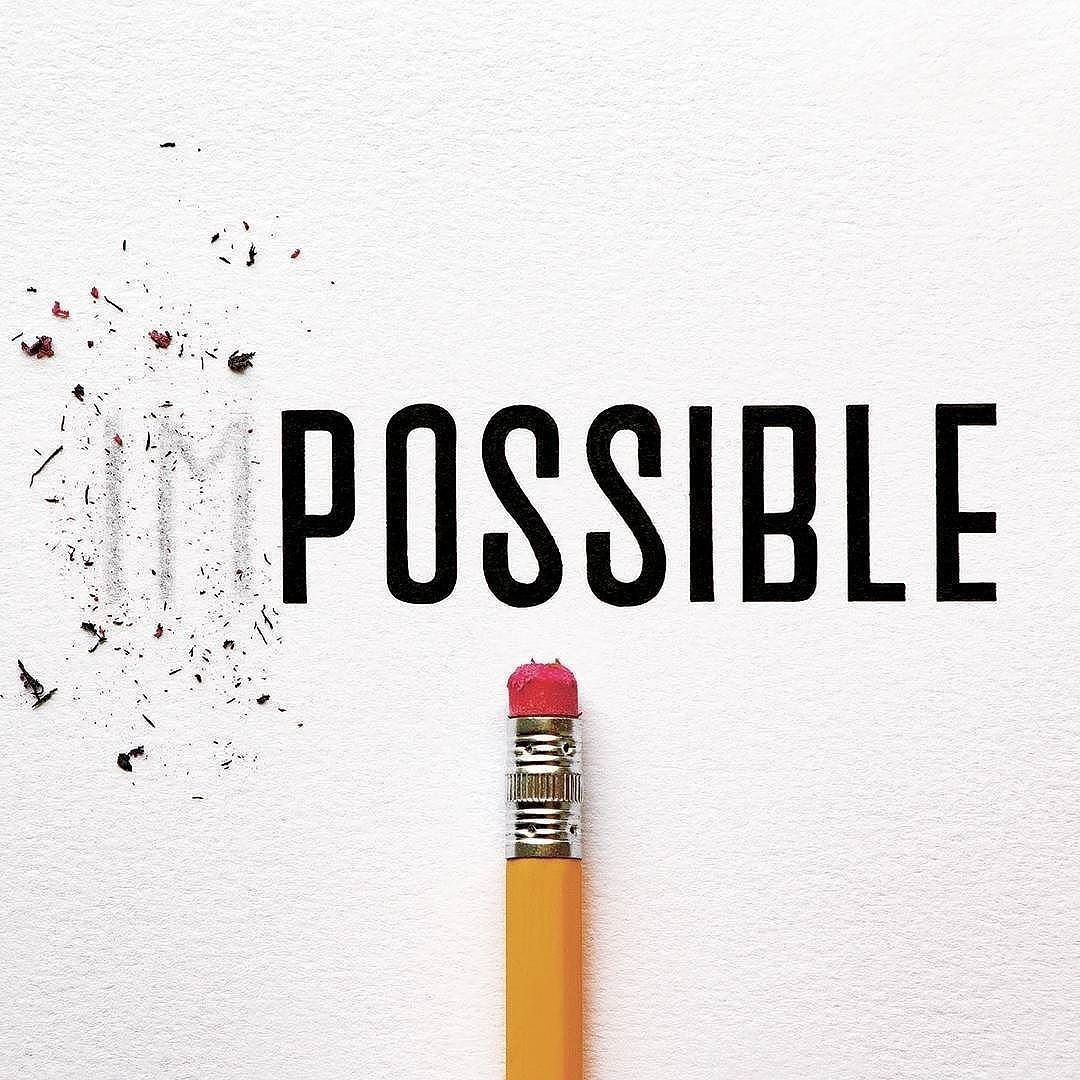 هیچ چیز غیر ممکن نیست