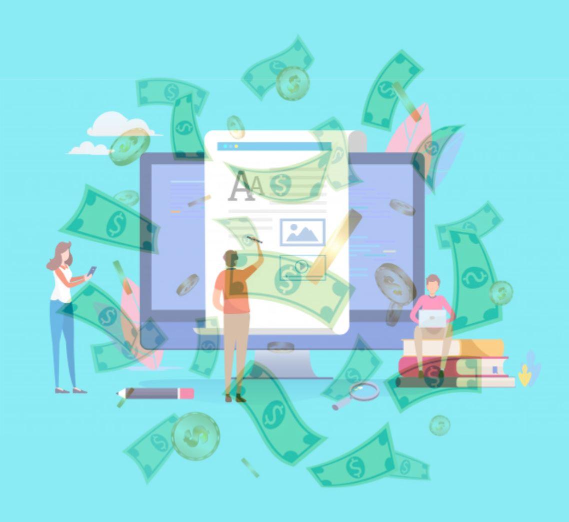 10 فاکتور حیاتی تعیین قیمت دقیق تولید محتوا متنی