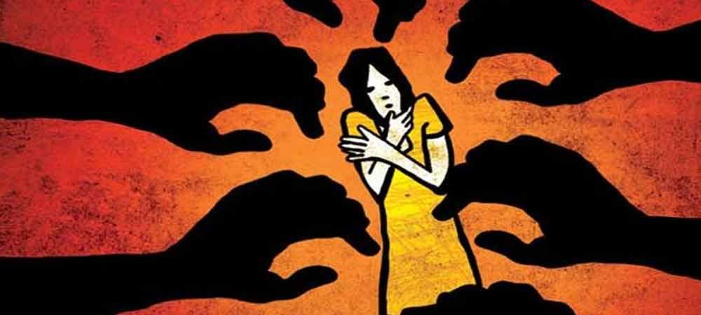 دختران قربانیان جامعه