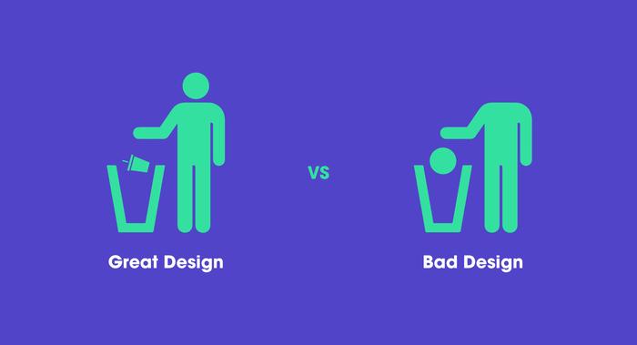 ۱۰ اشتباه کوچک ولی مهلک دیزاین