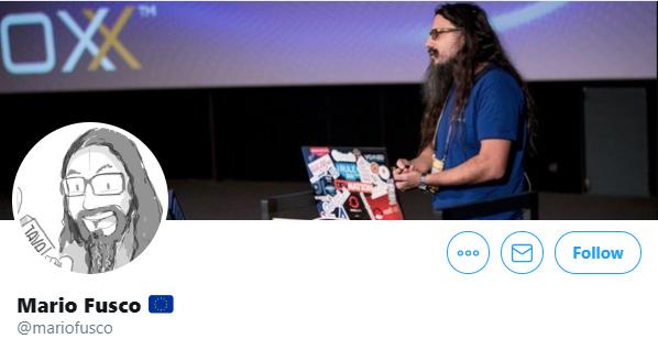 اکانت توئیتر ماریو فاسکو، یکی از توسعه دهندگان ارشد جاوا