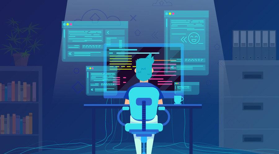 ۷ مرحله برای تبدیل شدن به یک توسعهدهنده حرفهای وب