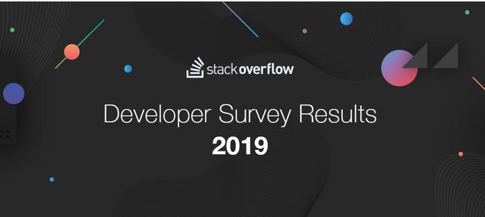 نتایج نظرسنجی از دولوپرهای stackoverflow در سال ۲۰۱۹