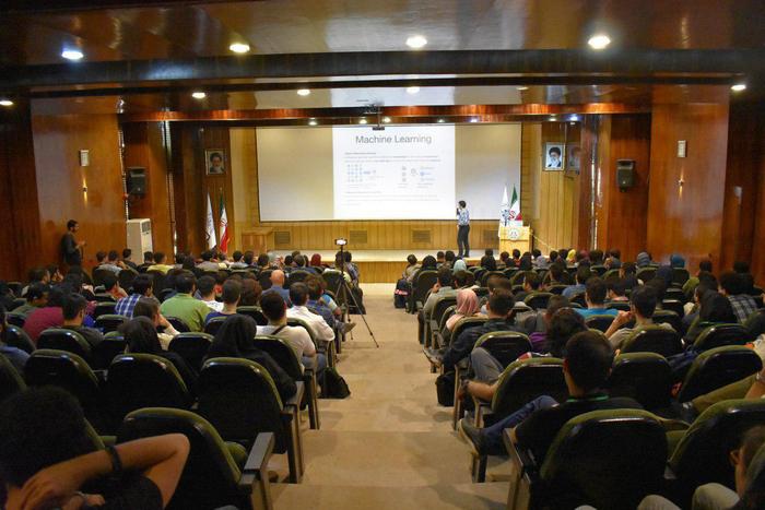 برگزاری اولین سری رویداد SkillUp با موضوع یادگیری ماشین