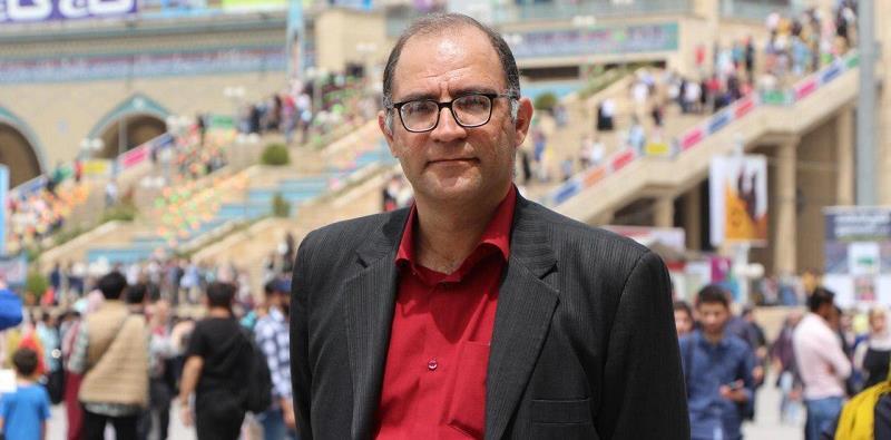 عادل طالبی - کارشناس ارشد مدیریت کسب و کارهای الکترونیک