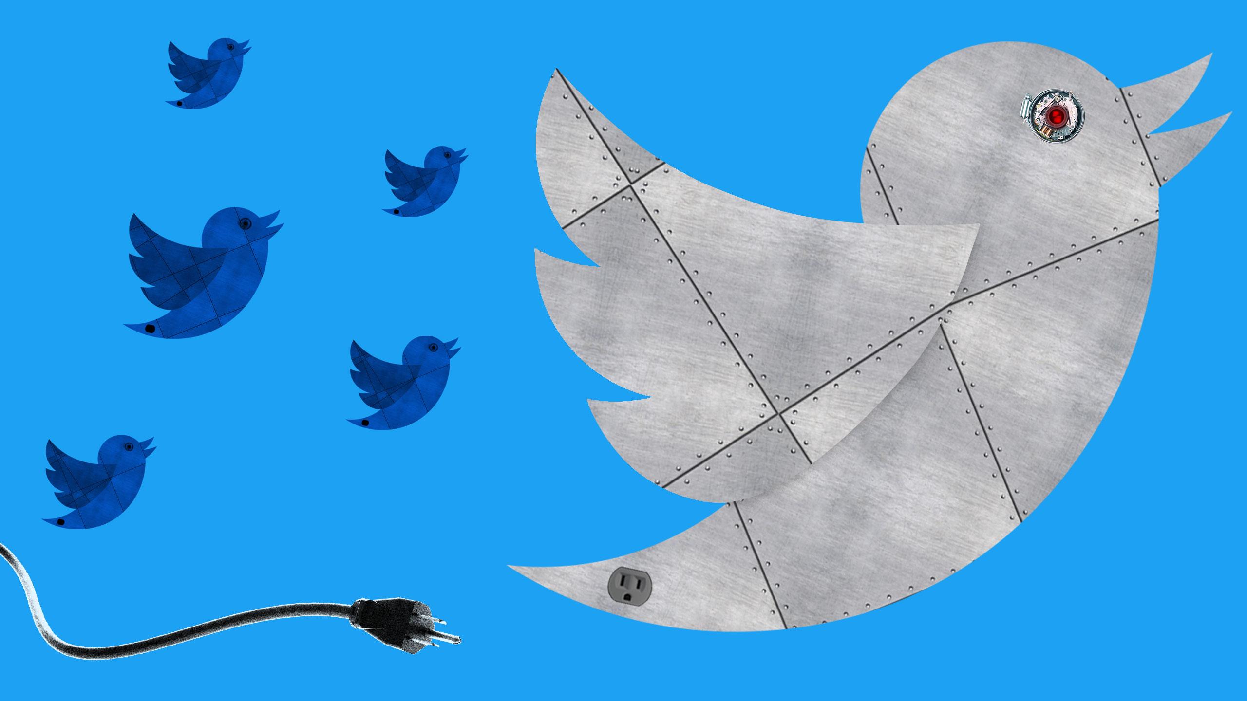 ساخت یک بات توییتری با پایتون