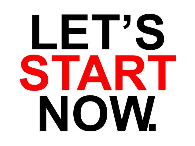 چرا شروع نمیکنیم؟