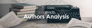 همهی نویسندگان جهان ما: تحلیل داده دویست هزار نویسنده گودریدز + مجموعه داده | قسمت اول 