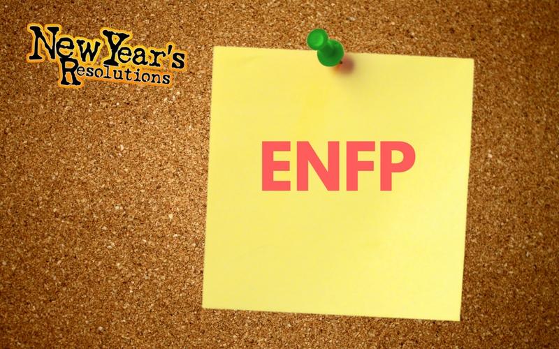 تصمیمات مهم شما درسال جدید! برای ENFP ها