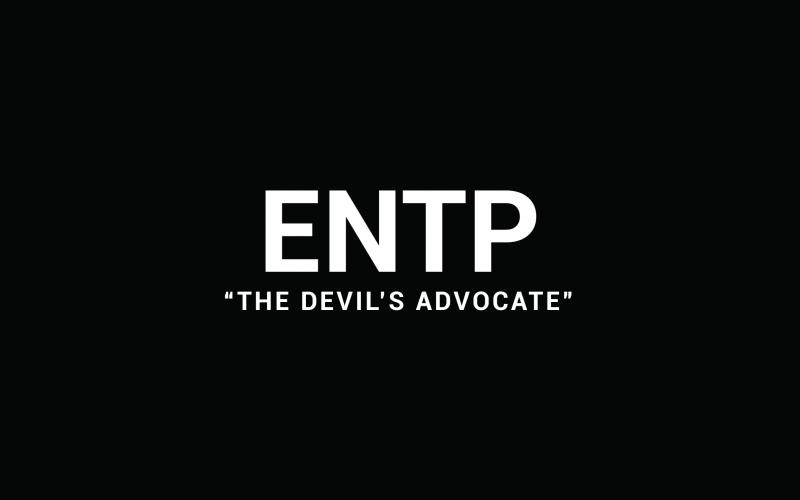 چه کسب و کاری مناسب شماست؟ اگر یک ENTP هستید.