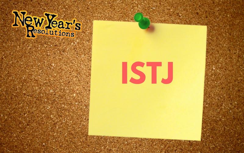 تصمیمات مهم شما در سال جدید! برای ISTJ ها