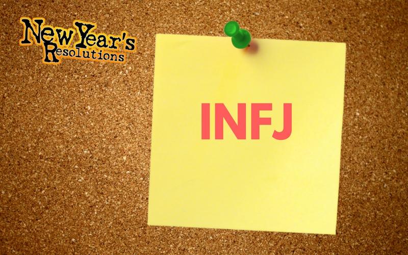 تصمیمات مهم شما درسال جدید! برای INFJ ها