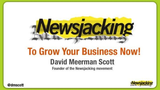 موج سواری خبری یا نیوز جکینگ (Newsjacking)چیست و چگونه موج خبری ایجاد کنیم؟