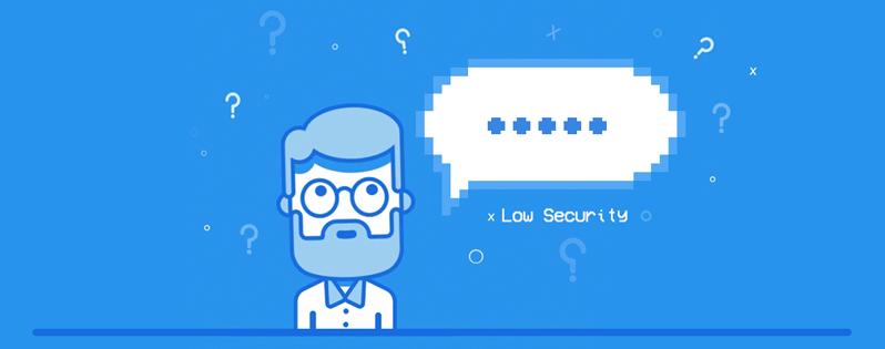 اهمیت انتخاب رمز عبور قوی