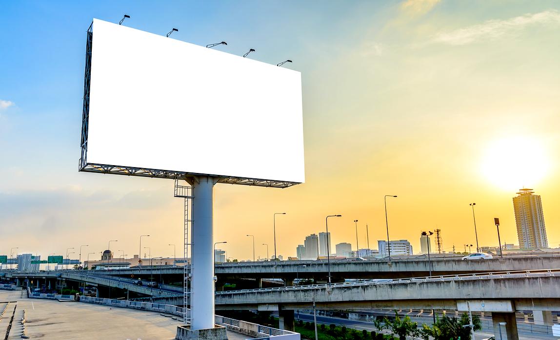 نقش و تاثیر بیلبورد و تبلیغات محیطی