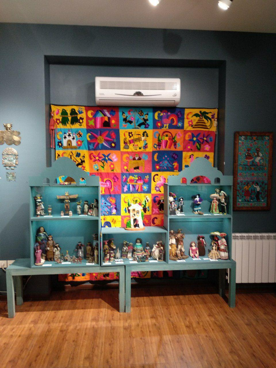 گزارش بازدیدی از موزه عروسکهای ملل