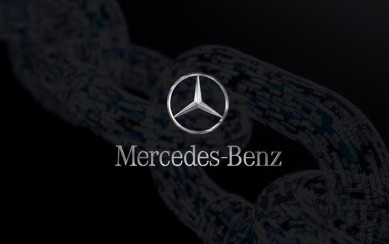مرسدس بنز با ارز دیجیتال به رانندگان پاداش میدهد!