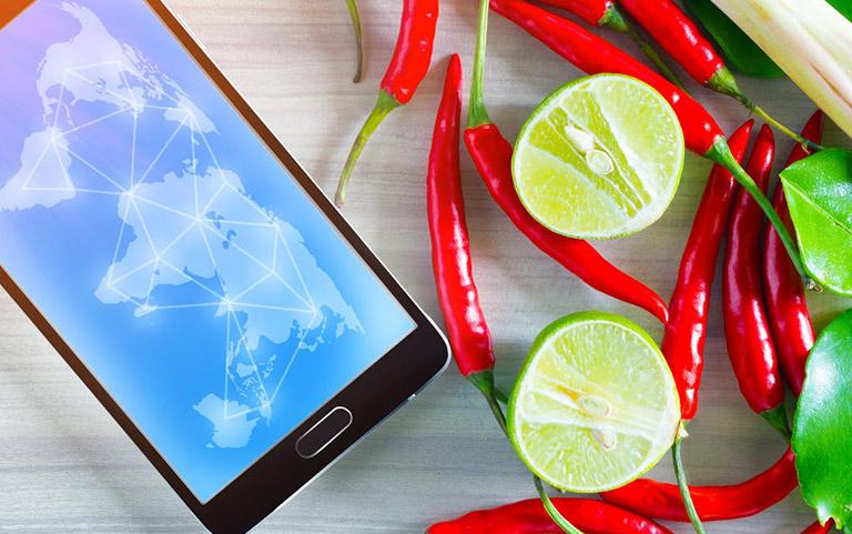 تحول در صنایع غذایی با بلاک چین