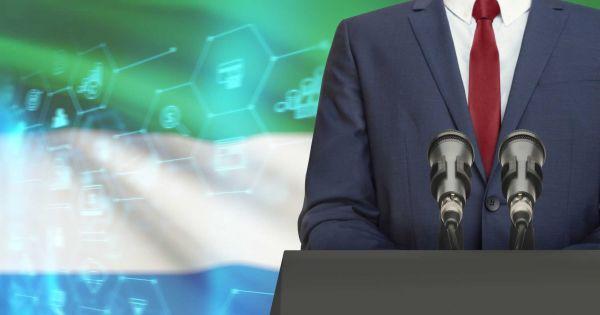 برگزاری اولین انتخابات دنیا با فناوری بلاک چین در سیرآلئون