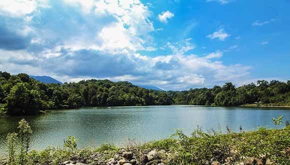 دریاچه الیمالات چمستان ، چیستان حل نشده مازندران
