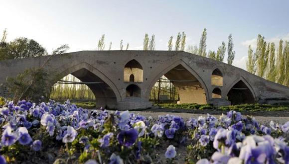جاذبه های گردشگری زنجان ، جانی تازه قبل از تابستان