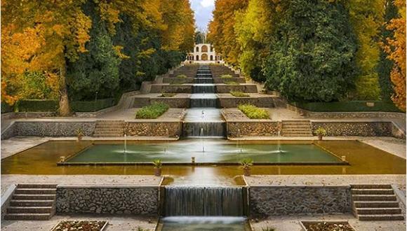 باغ شاهزاده ماهان، بهشتی در دل کویر