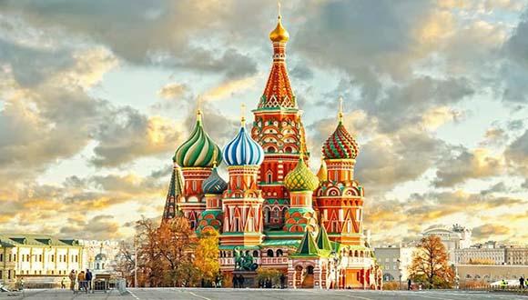 کلیسای سنت باسیل ، توت فرنگی مسکو
