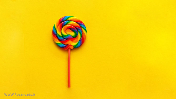تأثیر رنگهای گرم و سرد بر احساسات مردم در تبلیغات