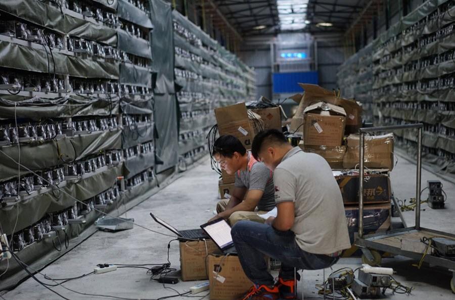 اقتصاددانهای چین به ممنوع کردن ماین بیت کوین فکر می کنن