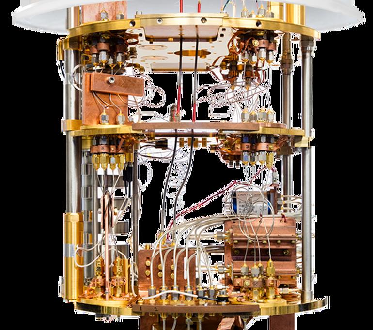 به گفته آی.بی.ام، کامپیوترهای کوانتومی رمزنگاریهای ما رو در هم خواهند کوبید، خیلی هم زود