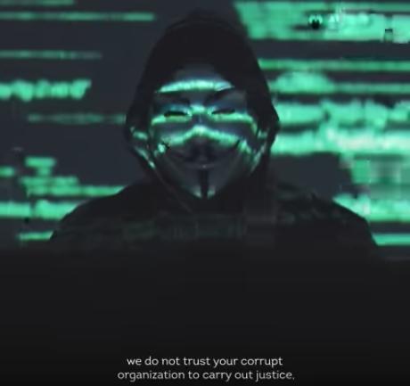 وقتی هکرهای ناشناس دوباره ظاهر می شوند؛ انانیموس در حمایت از تظاهرات ضد نژاد پرستی