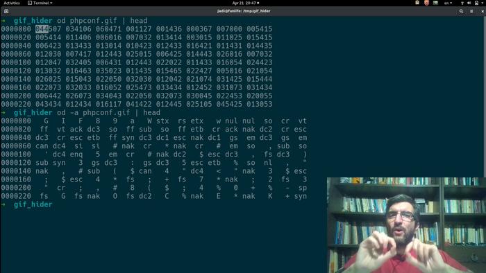 جادی تی وی - نوشتن یه رمز کننده فایل به زبان سی