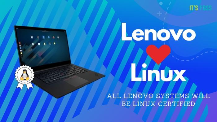 حالا می تونین لپتاپهای لنوو تینکپد و تینک استیشن رو کاملا سازگار با لینوکس بخرین