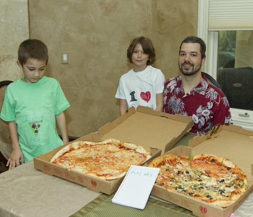 خرید دو پیتزا با بیتکوین: 1250 میلیارد تومان