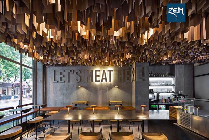 9 ترفند نورپردازی رستوران،پاتوق همیشگی مشتریان شوید!