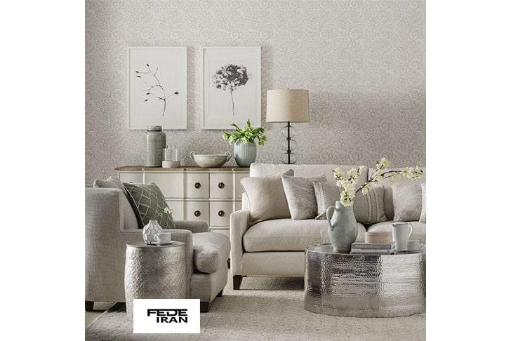 تاثیر رنگ خاکستری در دکوراسیون منزل