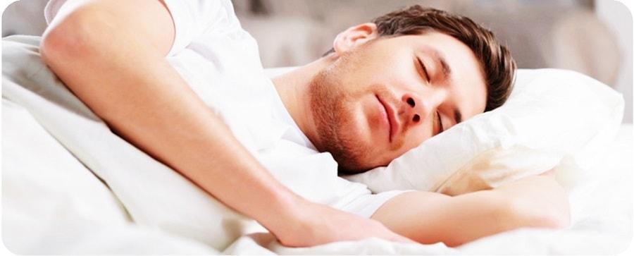 لاغری سریع با خوابیدن