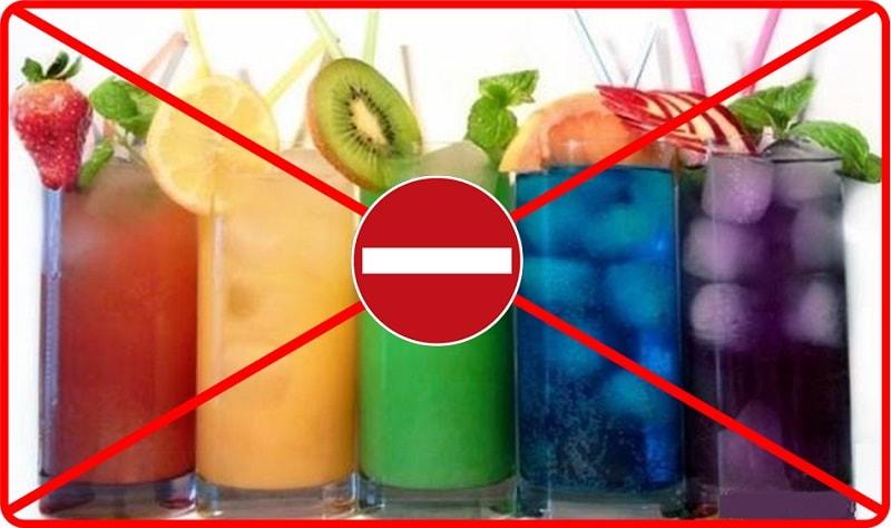 نوشیدنی های شیرین دشمن رژیم لاغری