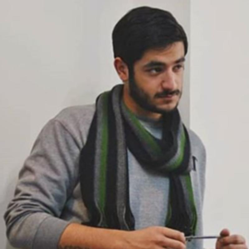 امیرپارسا احمدی نشاط