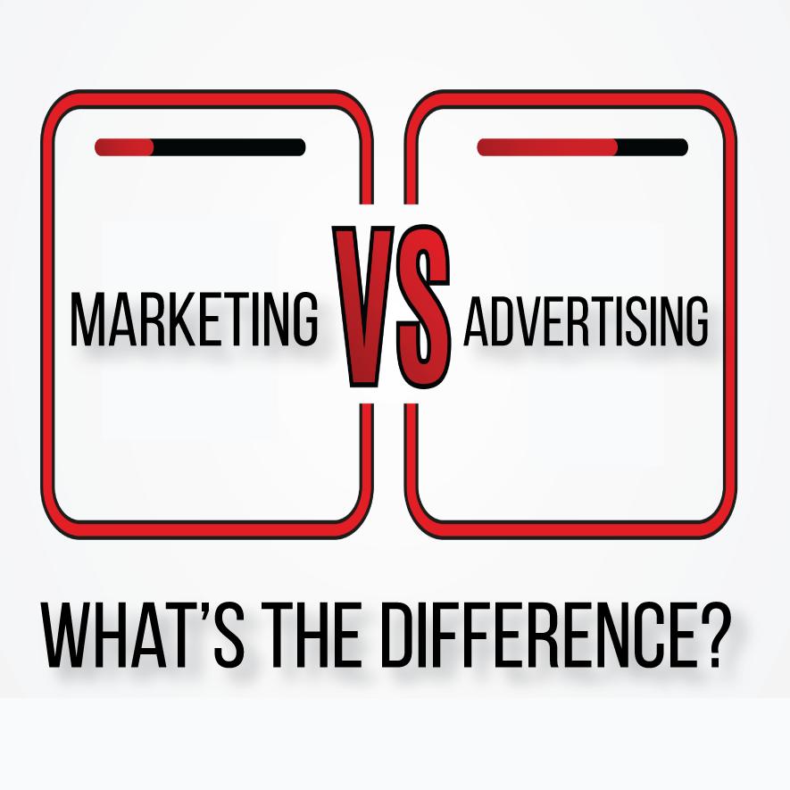 فرق بین مارکتینگ و تبلیغات چیست؟