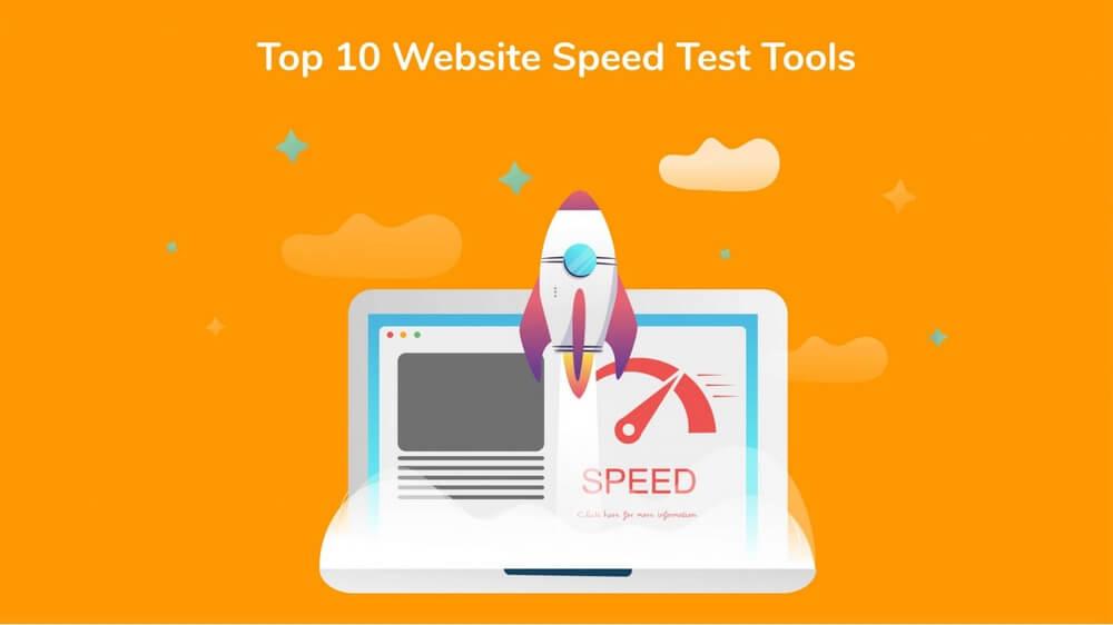 10 تا از بهترین سایت های تست سرعت لود سایت