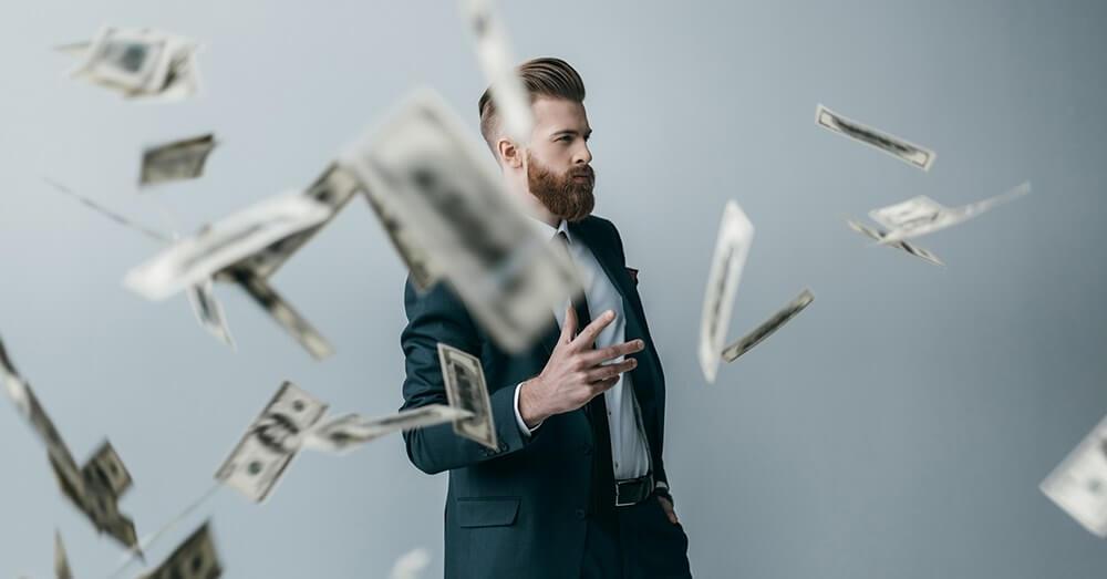 ثروتمند شدن با قانون جذب