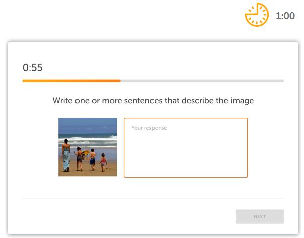 شکل شماره 9 : Write About the Photo