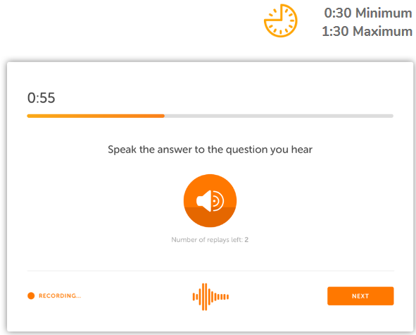 شکل شماره 8 : Listen, Then Speak