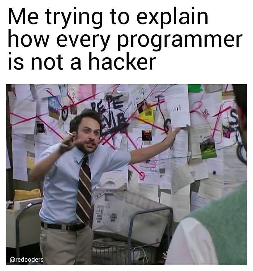 من هکر نیستم